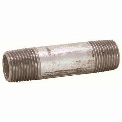 B & K 1/4 IN. X 3-1/2 IN. GALVANIZED NIPPLE