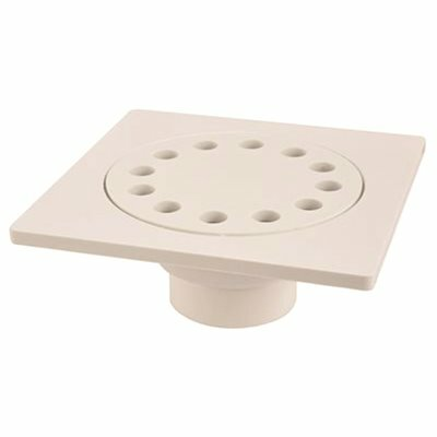 PROPLUS 3 IN. X 4 IN. PVC OUTLET BELL TRAP