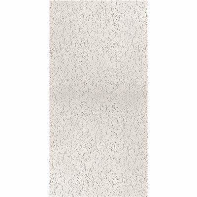 USG CEILINGS 2 FT. X 4 FT. FIFTH AVENUE FIRECODE LAY-IN CEILING PANEL (8-PACK)