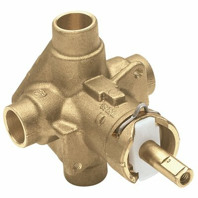 MOEN POSI-TEMP TUB AND SHOWER VALVE SWEAT