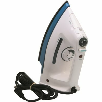 AUTO SHUT-OFF STEAM/DRY IRON