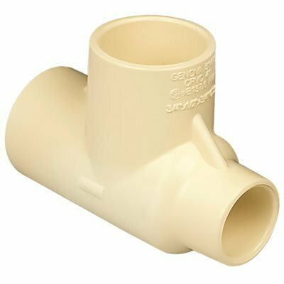 GENOVA PRODUCTS 3/4 IN. CPVC STREET 90-DEGREE ELBOW