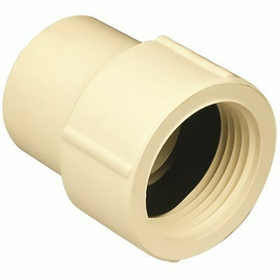 EVERBILT 3/4 IN. CPVC CTS FPT X S FEMALE ADAPTER