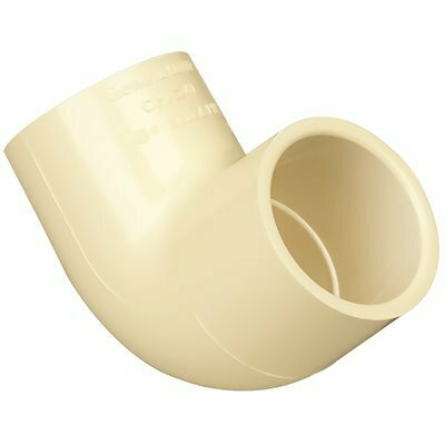 EVERBILT CPVC 90 DEG ELBOW 3/4 IN.