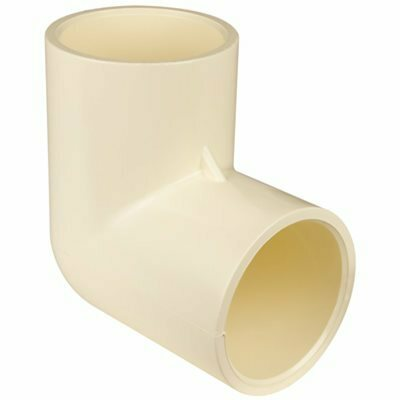 GENOVA PRODUCTS 2 IN. CPVC 90-DEGREE ELBOW