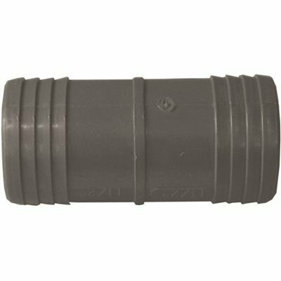 1-1/2 IN. PVC INSERT COUPLING DISCONTINUED