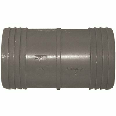 GENOVA PRODUCTS 2 IN. X 2 IN. PVC INSERT COUPLING