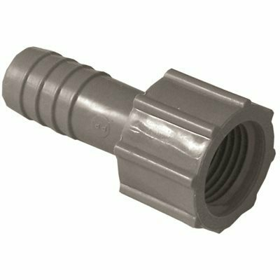 1/2 IN. PVC INSERT X FPT FEMALE ADAPTER DISCONTINUED