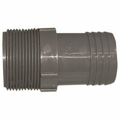 1-1/2 IN. PVC INSERT X MPT MALE ADAPTER DISCONTINUED - GENOVA PART #: 350415