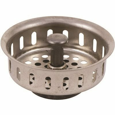 PROPLUS BASKET STRAINER STAINLESS STEEL BAGGED