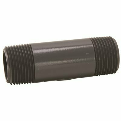 PVC SCH 80 NIPPLE, 3/4 IN. X 2 IN.