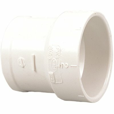 NIBCO 3 IN. PVC DWV SOIL PIPE HUB X NO HUB ADAPTER