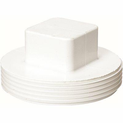 NIBCO 1-1/2 IN. PVC DWV MIPT CLEANOUT PLUG