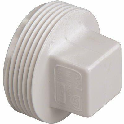 NIBCO 4 IN. PVC DWV MIPT CLEANOUT PLUG
