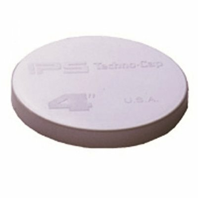 TEST-TITE TEST-TITE 87515 TECHNO-CAPS PVC HEAVY-DUTY TEST CAP, TESTS 4-INCH PIPE, 25 PACK
