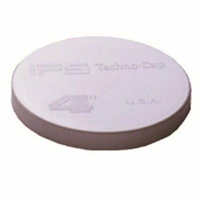 TEST-TITE TEST-TITE 87515 TECHNO-CAPS PVC HEAVY-DUTY TEST CAP, TESTS 4-INCH PIPE, 25 PACK - TEST-TITE PART #: 87515