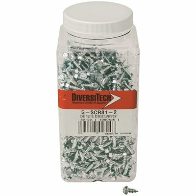 DIVERSITECH 8-1/2 IN. TAPER POINT SCREWS