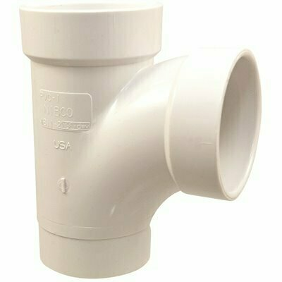 NIBCO 1-1/2 IN. DWV PVC FITTING TEE