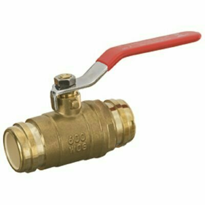 SIOUX CHIEF 3/4 IN. CPVC LEAD FREE BALL VALVE