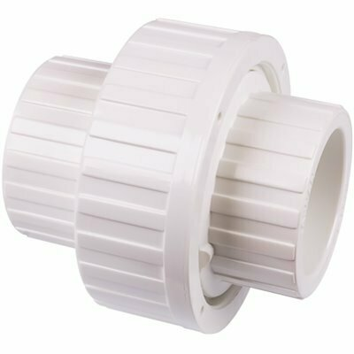 GENOVA PRODUCTS 1 IN. PVC SCHEDULE 40 SLIP X SLIP UNION
