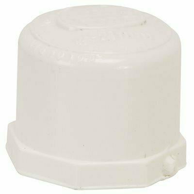 PROPLUS PVC SLIP CAP, 3/4 IN.