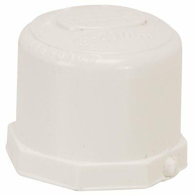 PROPLUS PVC SCH 40 SLIP CAP, 1-1/4 IN.