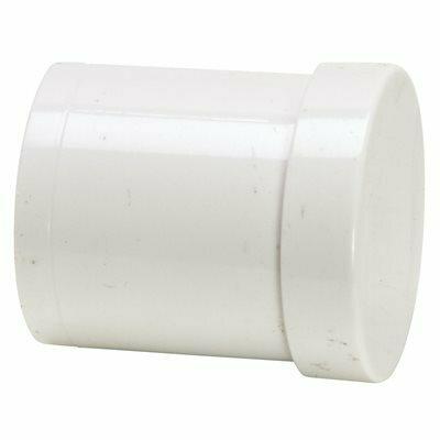 MUELLER STREAMLINE 1/2 IN. PVC PLUG - MUELLER PART #: 449-005HC