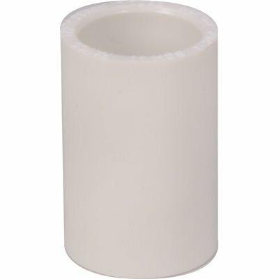 PROPLUS PVC COUPLING, 1/2 IN.