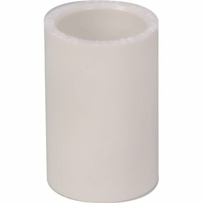 PROPLUS PVC SCHEDULE 40 COUPLING, 1-1/2 IN.