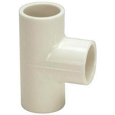 PROPLUS PVC TEE, 1-1/2 IN.