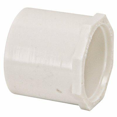 PROPLUS PVC SCH 40 SLIP X SLIP BUSHING, 2 IN. X 1-1/4 IN.