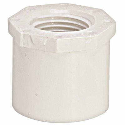 PROPLUS PVC SCH 40 SLIP X FIP BUSHING, 1-1/2 IN. X 3/4 IN.
