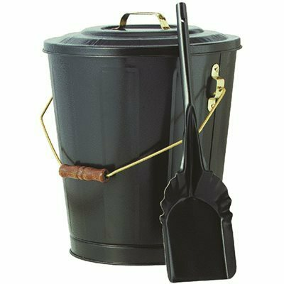 IMPERIAL MFG. 160 ASH CONTAINER/SHOVEL SET