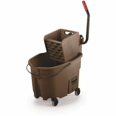 RUBBERMAID COMMERCIAL PRODUCTS 8.75 GAL. MOP BUCKET/WRINGER COMBINATION