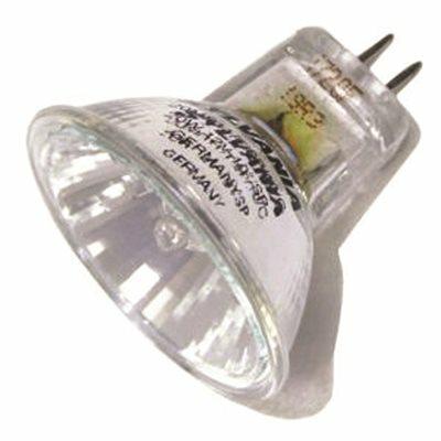 SYLVANIA SYLVANIA TRU-AIM TITAN HALOGEN FLOOD LAMP, MR11, 20 WATT, GU4 BIPIN, UV FILTER, DICHROIC, 10 DEG. BEAM ANGLE