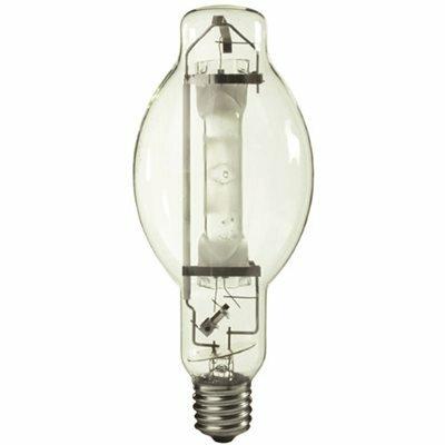 SYLVANIA SYLVANIA METALARC PULSE START METAL HALIDE LAMP, BT28, 250 WATT, E39 MOGUL, CLEAR, UNIVERSAL BURN