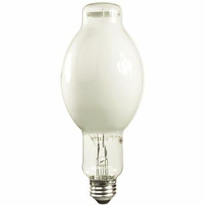 SYLVANIA SYLVANIA COMPACT METALARC METAL HALIDE LAMP, BT28, 400 WATT, 135 VOLTS, E39 MOGUL, COATED, UNIVERSAL BURN
