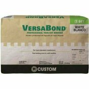 CUSTOM BUILDING PRODUCTS VERSABOND WHITE 50 LBS. FORTIFIED THINSET MORTAR