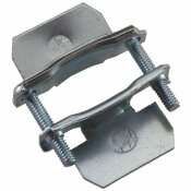 HALEX 3/4 IN. TO 1 IN. NON-METALLIC (NM) 2-PIECE CLAMP CONNECTORS (5-PACK)