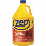 ZEP 1 GAL. CALCIUM, LIME AND RUST REMOVER