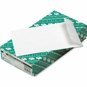 QUALITY PARK PRODUCTS REDI-SEAL CATALOG ENVELOPE, 6 X 9, WHITE, 100/BOX