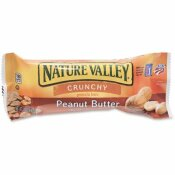 NATURE VALLEY 1.5 OZ. PEANUT BUTTER CEREAL GRANOLA BARS (18 BARS/BOX)