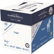 HAMMERMILL TIDAL MP 20 LBS. 8-1/2 IN. X 11 IN. PAPER EXPRESS PACK, WHITE (2500/CARTON)