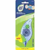 PAPER MATE 1/5 IN. X 335 IN. NON-REFILLABLE DRYLINE GRIP CORRECTION TAPE