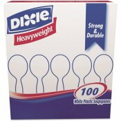 DIXIE HEAVYWEIGHT PLASTIC CUTLERY