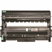 BROTHER 12,000 PAGE-YIELD DRUM, BLACK