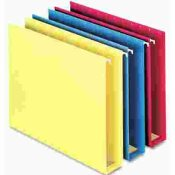 SMEAD MFG. TWO INCH CAPACITY BOX BOTTOM HANGING FOLDERS, LETTER, ASSORTED, 25/BOX