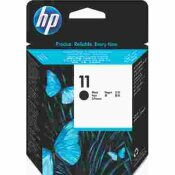 HP 11 ORIGINAL INKJET PRINTHEAD, BLACK
