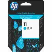 HP 11 ORIGINAL INKJET PRINTHEAD, CYAN