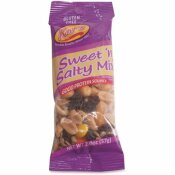 KAR'S 2 OZ. SWEET AND SALTY SNACK MIX PACKETS (24-PACK/CADDY)